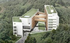 Yonsei College Of Enterprise By Álvaro Siza, Carlos Castanheira, Kim Jong Kyu - http://architecture724.com/decoration-ideas/yonsei-college-of-enterprise-by-alvaro-siza-carlos-castanheira-kim-jong-kyu.html