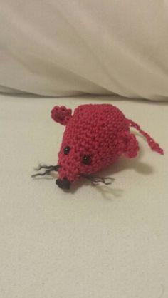Kleine süße Maus