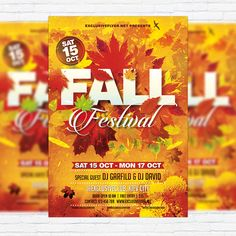 free fall flyer templates halloween alternative class party