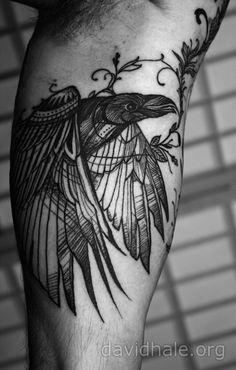 http://www.shockmansion.com/2011/10/20/tattoos-by-david-hale/