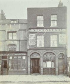 Poplar high street 1902