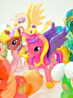 Princess Cadance - Neon Bright #mylittleponyfriendshipismagic