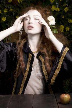 Donna Stevens - Rossetti series