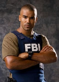 just can't get enough! Shemar Moore!