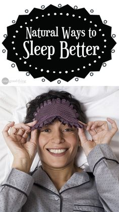 Today we're sharing tips to help you get those ZZZ's your body needs to help you wake up rested and refreshed! Wouldn't that be nice for a change? :-)