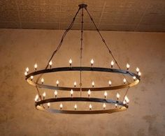 10 Easy Pieces: Modern Halo Chandeliers - Remodelista