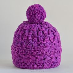 Ravelry: cwc's Neon Ski Bonnet Ravelry, Skiing, Winter Hats, Objects, Crochet Hats, Neon, Knitting, Fashion, Ski
