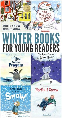 Awesome Winter Books