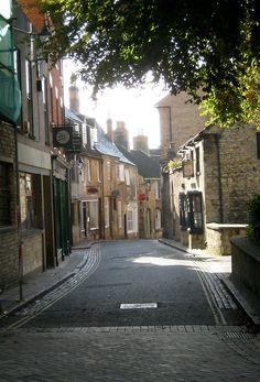 Stamford, Lincolnshire, England, UK