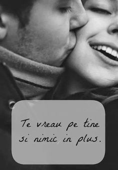 Noapte buna gurita ,ma gandesc la tine, Te iubesc😍🤗😍 Good night, I think of you, I love you Lucky To Have You, I Think Of You, I Love Him, Love You, My Love, Love Quotes, Inspirational Quotes, Mixed Emotions, Boyfriend Quotes