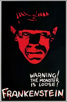 Frankenstein (1931) with Boris Karloff