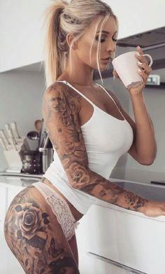 Sexiest Tattooed Ladys