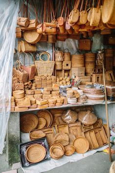 A Pair & A Spare | A Guide To Ubud Art Markets