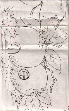 Pintura Tecido - Revista BIA MOREIRA 63 - Maria de Lourdes - Álbuns da web do Picasa