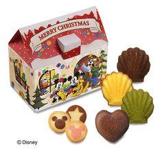 11月1日にディズニー・キャラクター・デザインのクリスマス限定スイーツギフト5品を発売 株式会社銀座コージーコーナーのプレスリリース