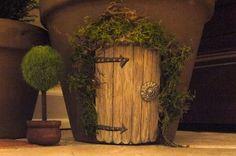 Whimsical Elf Door