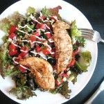 Green Salsa Chicken