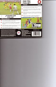 FIFA 08 Soccer >>> To learn more, browse through photo web link. (This is an affiliate link). Cristiano Jr, Fifa Games, Video Games, Soccer, Positivity, In This Moment, Learning, Link, Videogames
