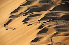 Empty Quarter Desert 3 - Liwa, United Arab Emirates by M. Khatib, via Flickr