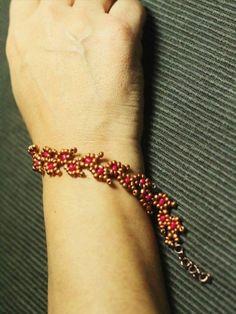 Βραχιόλι Beaded Jewelry, Jewellery, Jewels, Pearl Jewelry, Schmuck, Jewelry Shop, Bead Jewelry, Jewlery, Jewelery
