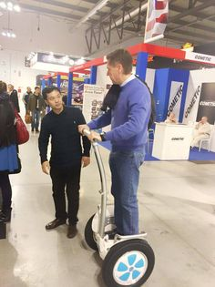 Airwheel S5 In Italy