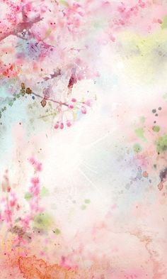 This beautiful Cherry Blossom Photo Background is a nice watercolor Flower Background Wallpaper, Flower Backgrounds, Photo Backgrounds, Watercolor Wallpaper, Watercolor Background, Cherry Blossom Wallpaper, Cherry Blossom Background, Photography Backdrops, Cute Wallpapers
