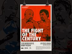 Mayweather vs.  Pacquiao by Brandon Williams - Dribbble