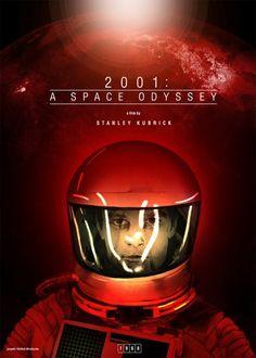 Plakat Space Odyssey