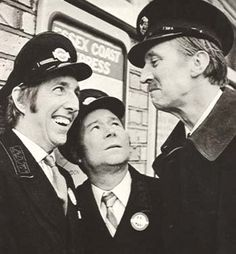 On The Buses  I'm pretty sure this show was dreadful                                                                                                                                                                                 More