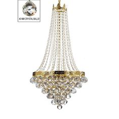 Harrison Lane French Empire T40-222 Chandelier - T40-222