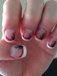 Acrylic nail designs | Pinterest
