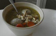 chicken & dumplings: almond or coconut flour recipes