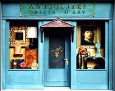 Antiques Shop by Jean Jacques Brisson