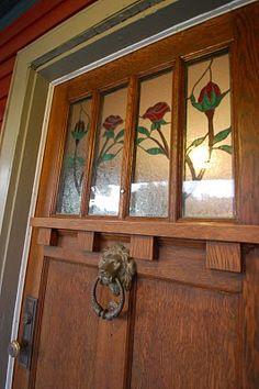 My front door. happyroost.com