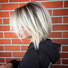 50 Stunning Bob Hairstyle Inspirations That Will Give You a Glammed Up Look, Frisuren, Voluminous Medium Bob. Bob Hairstyles For Fine Hair, Hairstyles Haircuts, Glam Hairstyles, Glamorous Hairstyles, Stylish Hairstyles, Pixie Haircuts, Natural Hairstyles, Hairstyle Ideas, Long Bob Ideias