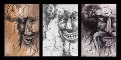 busómaszkok Tattoo, Art, Pictures, Art Background, Kunst, Tattoos, Performing Arts, Tattos, A Tattoo