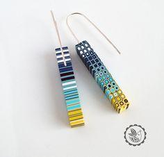 Dazzling Polymer Jewelry from Solarbird