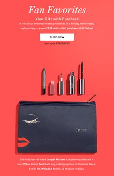 JULEEP - GIFT BAG/FAN FAVORITES