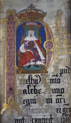 Coram Rege Rolls, James I, 1623. The National Archives reference KB 27/1522. rege roll