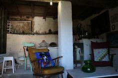 Antiga adega  sala de verão  Antiguidades  PORTUGAL