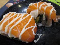 Fancy some Salmon Sushi, anyone?
