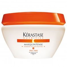 Kerastase Masquintense. Nourishing Treatment Masque. A nourishing treatment masque for dry, fine hair.