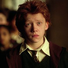 """19 Times Ron Weasley Was Actually The Best Character In """"Harry Potter"""" Daniel Radcliffe Harry Potter, Harry Potter Ron Weasley, Harry James Potter, Hermione Granger, Ron And Harry, Harry Potter Fandom, Harry Potter Movie Posters, Harry Potter Icons, Mundo Harry Potter"""