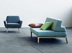 Convertibles soleil on pinterest sofa beds boconcept for Boconcept canape lit