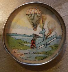 Parachute - Dexterity puzzle