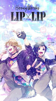 honeyworks lip x lip Boy Drawing, Anime Girl Drawings, Cute Drawings, Kaito, Hatsune Miku, Cute Anime Boy, Anime Guys, Len Y Rin, Honey Works