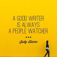 I love to people watch. I'm an antisocial person, but I could honestly people watch for hours. Writing Genres, Writing Advice, Writing Prompts, I Am A Writer, Book Writer, Writer Quotes, Book Quotes, A Writer's Life, Writers Write