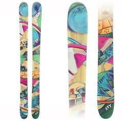 #elanesquis Bliss Womens Skis