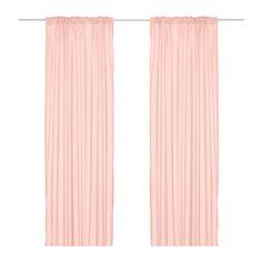 Ikea Vorhang ikea vivan curtains 1 pair the curtains let the light through