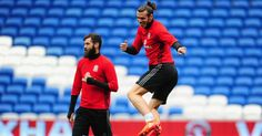 Wales' Gareth Bale undaunted as Joe Allen joins Aaron Ramsey on injury list before Georgia World Cup qualifier